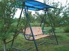 Скачать изображение Строительные материалы Садовые качели разборные 37619164 в Брянске