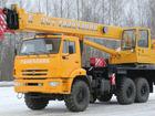 Новое изображение  Автокран 25 тонн КС-55713-4В Галичанин 38385728 в Санкт-Петербурге