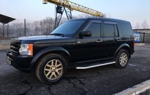 Land Rover Discovery 2.7 AT, 2008, 172 000 км