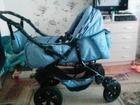 Фото в Для детей Детские коляски спортивная маневренная модель-трансформер: в Чебаркуле 3500