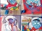 Трек Человек-паук лего