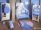 Комплект в детскую кровать Feretti
