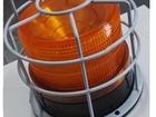Просмотреть фото  Мигалка проблесковая оранжевая питание 220V 54000596 в Челябинске