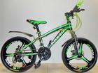 Уникальное фото  Подростковый велосипед на литых колесах, 21 ск, 66552921 в Челябинске