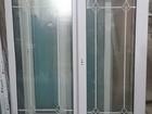 Новое фото Двери, окна, балконы Пластиковое окно с фальш-переплетом белым 68812041 в Челябинске