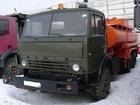 Смотреть фото  Продам КамАЗ 532130 - Бензовоз (10 м3) 69034854 в Челябинске
