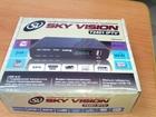 Свежее изображение  Цифровая ТВ-приставка (ресивер) Sky Vision T2401 IPTV 69235658 в Челябинске