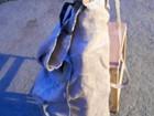 Смотреть фото  Мешок холщевый с ремнями и ручками для досок 70124566 в Челябинске