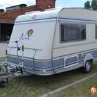 Жилой прицеп TEC 390K1 Дом на колесах, караван, 2000 г.