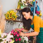 Магазин цветов ищет владелицу, Творческий бизнес