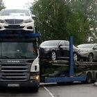Доставка автомобилей из России в Казахстан