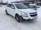 Chevrolet Cobalt 1.5AT, 2013, битый, 89190км