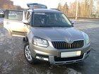 Продажа бу Skoda Yeti в Москва  carsgurunet