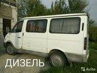 ГАЗ Соболь 2217 2.1МТ, 2004, 274000км