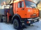 Уникальное фотографию  Предлагаю услуги Вездехода – Кран – Манипулятора, 32390708 в Дмитрове