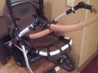 Уникальное изображение Детские коляски Коляска-трансформер CARINA 2 в 1 вместе с переноской 32882261 в Дмитрове