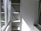 Смотреть фото Двери, окна, балконы Установка шкафов и тумб на балконы и лоджии 33839515 в Дмитрове