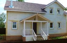 Дом новый в п, Икша