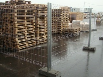 Скачать изображение Строительные материалы Временные ограждения 35869658 в Дмитрове