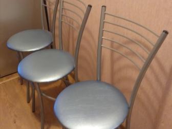 Свежее фотографию  Продам кухонные стулья 38888443 в Дмитрове