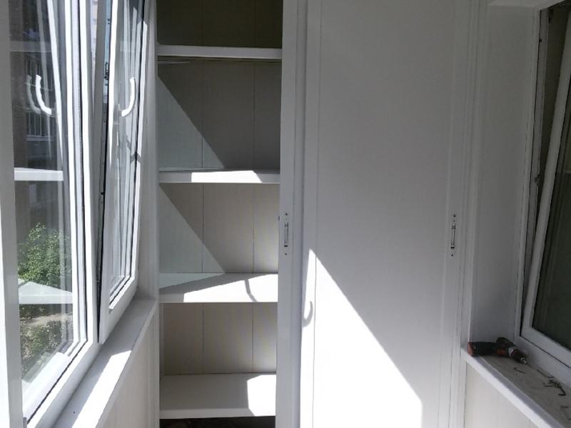 Дмитров: установка шкафов и тумб на балконы и лоджии цена 0 .
