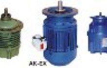 Электродвигатели KV, KG, KK, КВ, КВЕ