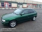 Opel Astra 1.6МТ, 1997, 285000км