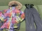 Фотография в   Костюм зимний синтипоновый для девочки: куртка в Дубне 1500