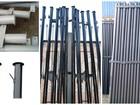 Скачать бесплатно foto Строительные материалы Столбы металлические, 39479031 в Королеве