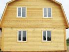 Фото в Недвижимость Агентства недвижимости Дома и бани из бруса под ключ в Московской в Егорьевске 100