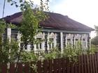 Фото в   Продам хороший и крепкий бревенчатый дом в Егорьевске 950000
