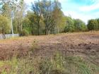 Свежее изображение Земельные участки Земельный участок в деревне Слободище, 10 соток земли 68394346 в Егорьевске
