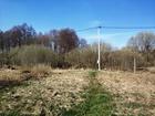 Свежее фотографию  Участок 10 соток в деревне Власовская ИЖС 69521440 в Егорьевске
