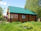 Свежее фотографию  Дача в деревне Маловская 32 кв, м, на 13, 5 сотках ИЖС 76099033 в Егорьевске