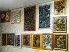 Фото в Мебель и интерьер Другие предметы интерьера Настенные объёмные панно ручной работы из в Екатеринбурге 950