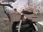 Изображение в Для детей Детские коляски Лёгкая, удобная, не продуваемая в отличном в Екатеринбурге 5000