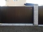 Новое изображение Другие строительные услуги откатные ворота 34951832 в Екатеринбурге