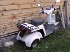 Скачать фотографию Скутеры Отменный грузовой скутер Honda Gyro X 37047762 в Москве