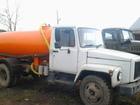 Фото в Авто Грузовые автомобили Газ ассенизатор 2004 г. в. Оборудование полностью в Екатеринбурге 0