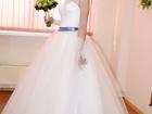 Уникальное foto Свадебные платья Продам шикарное свадебное платье 37709601 в Екатеринбурге