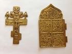 Увидеть фото Антиквариат Продам крест и иконку (бронза) 38760636 в Екатеринбурге