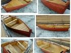 Смотреть фотографию  Лодка деревянная, новая, плоскодонка 59933480 в Перми