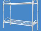 Просмотреть фото Мебель для спальни Металлические кровати двухъярусные разных цветов 84821853 в Екатеринбурге