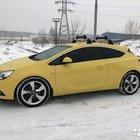 Opel Astra GTC 1.4МТ, 2013, 98000км