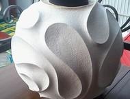 Вазы, вазоны, кашпо на заказ, декор лепной Индивидуальное изготовление вазы, ваз