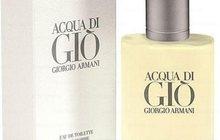 Giorgio Armani Aqua Di Gio Pour Homme - мужская версия
