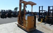 Nichiyu Forklift электропогрузчик ричтрак