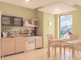 Новое фото Кухонная мебель Кухонный гарнитур Лиза 1500 (расцветки разные) 32703335 в Екатеринбурге