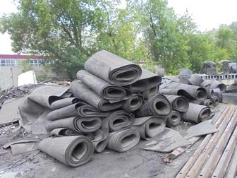 Увидеть фото Строительные материалы Транспортёрная, конвейерная лента  8894937 в Екатеринбурге