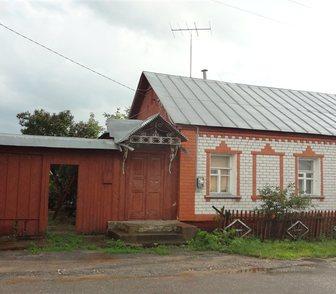 Фотография в Недвижимость Продажа домов Продам дом (шлак обложен кирпичом) в Засосенской в Ельце 1800000